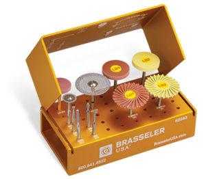 CAD/CAM Extra-Oral Ceramic Adjusting and Polishing System by Brasseler USA