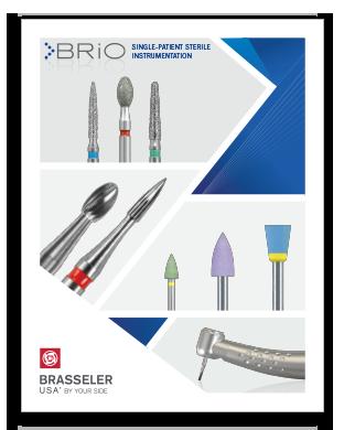 Brio Sterile single-patient Instrumentation Brochure